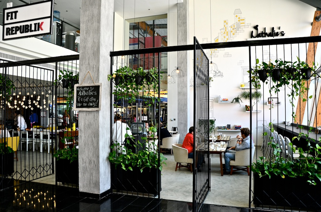 Nathalie's Cafe - Dubai Sports City