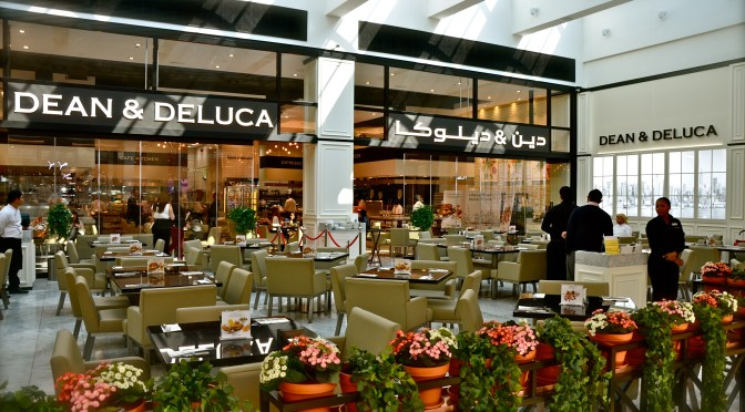 DEAN & DELUCA – Mall Of Emirates