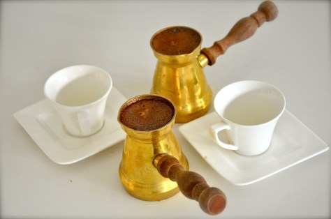 Turkish coffee - dhs 14