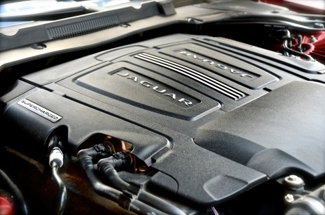 3.0 litre V6 340PS Supercharged Petrol (Automatic) Rear Wheel Drive