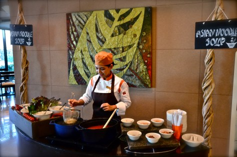 Soup Station at Afya
