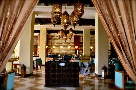 Al Badiya restaurant - Interiors