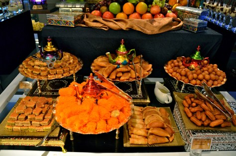 Arabic Desserts - AED 165 Iftar buffet at Amasi Lounge