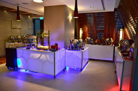 Mains section - AED 165 Iftar buffet at Amasi Lounge