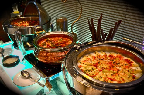 Mains at AED 165 Iftar buffet at Amasi Lounge
