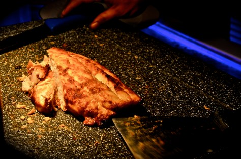Grilled Fish Mains at AED 165 Iftar at Amasi Lounge at Emirates Golf Club