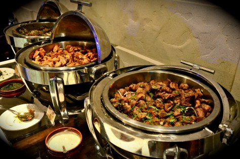Grilled meats - AED 165 Iftar at Amasi Lounge at Emirates Golf Club