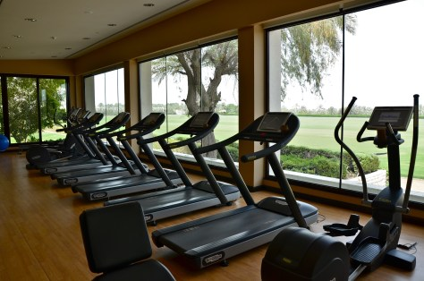 Tread mill at STABLES FITNESS CENTRE