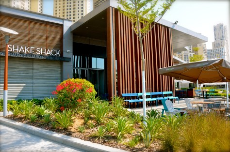 SHAKE SHACK at JBR the WALK