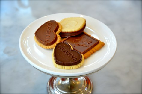 PLATE OF 4 BISCUITS - AED 15
