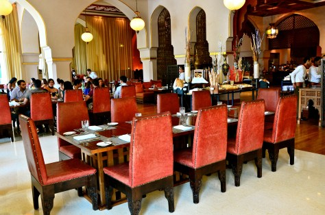 Interiors at Ewaan, The Palace Downtown Dubai