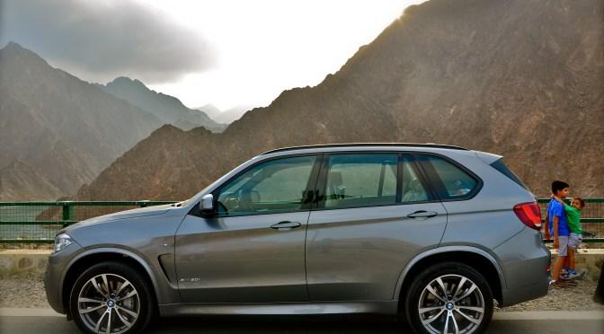 BMW x5 2016 – xdrive50i