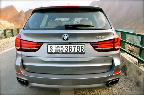 BMW X5 with M Sport Package