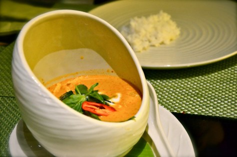 Gaeng Daeng - Red curry - AED 80