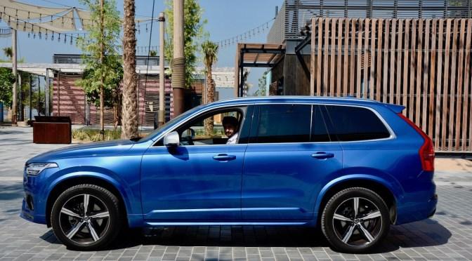 Volvo XC90 T6 AWD R-Design – AED 320,000