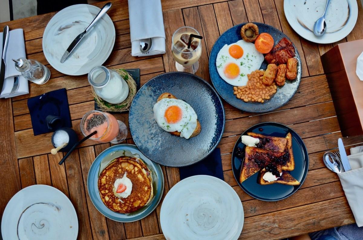 Thanani - Ajman - Breakfast