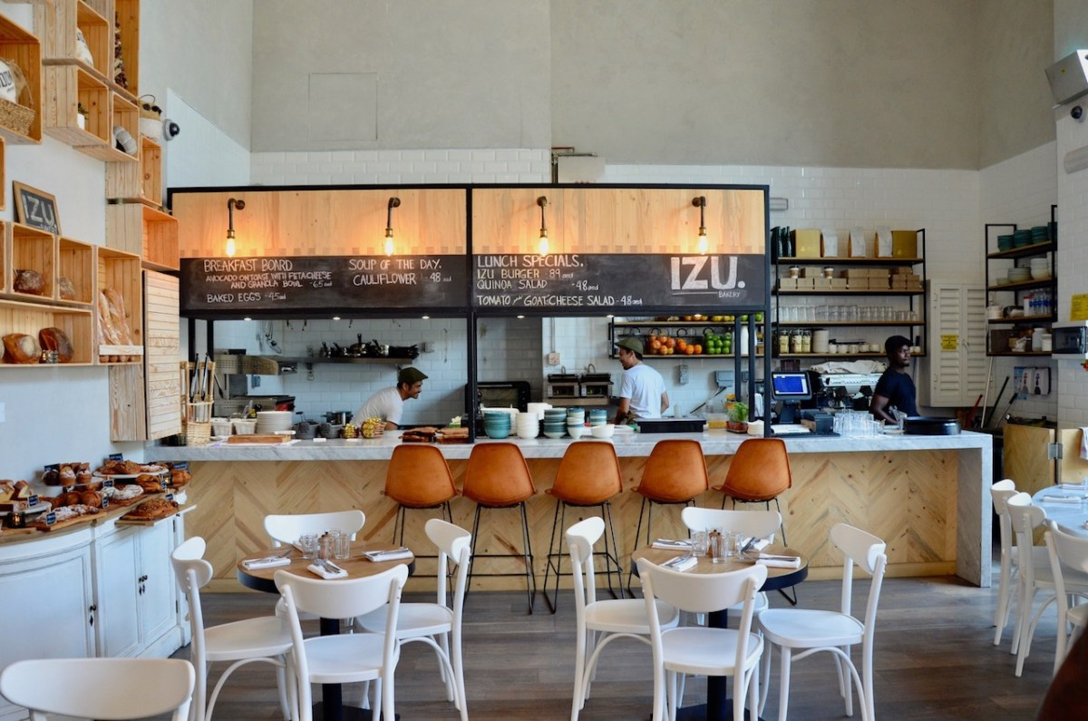 IZU Bakery & Brasserie - Citywalk