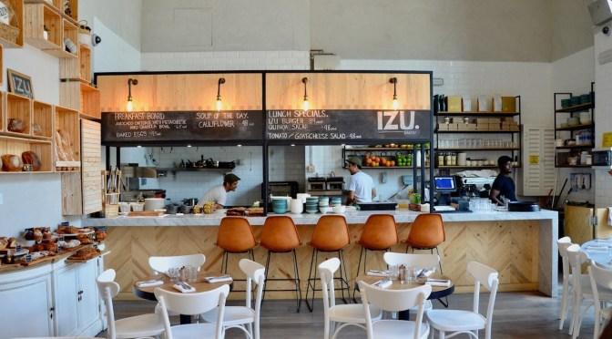 IZU Bakery & Brasserie – Citywalk