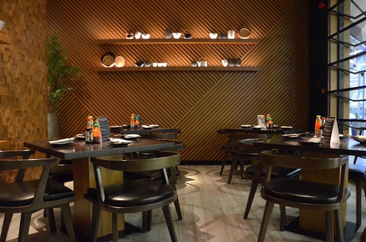 The Noodle House - BurJuman Dubai
