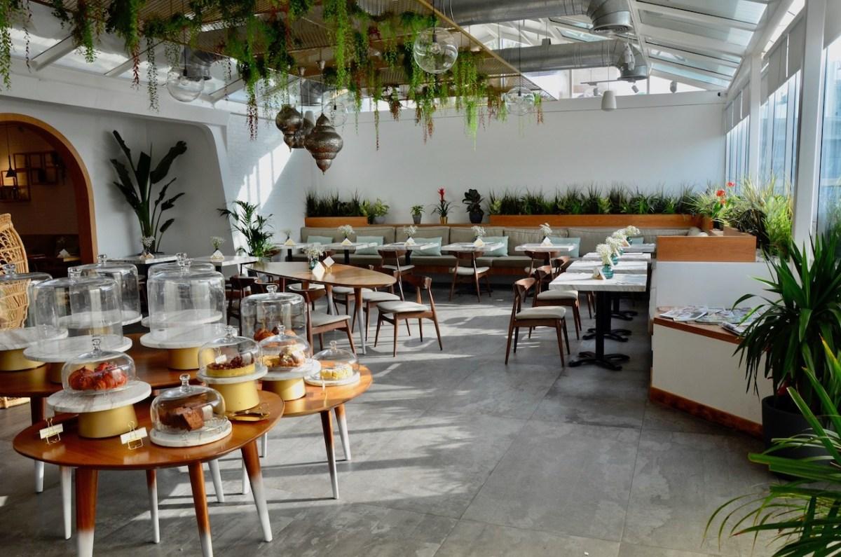 Society Café & Lounge - Jumeirah Dubai