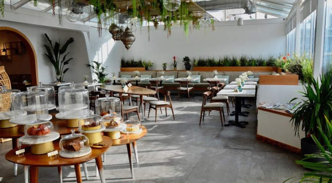 Society Café & Lounge – Jumeirah Dubai