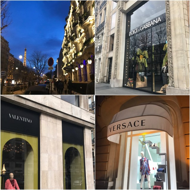 PARIS COOL SHOPPING SPOTS Montaigne