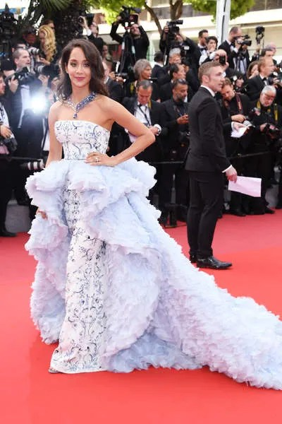 Cannes Festival 2017 Lana-el-sahely DUBAI FASHION NEWS