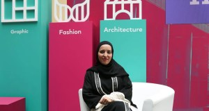 DDFC DUBAI DESIGN AND FASHION COUNCIL JAZIA AL DHANHANI