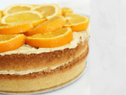 ORANGE VANILLA CAKE DUBAI FASHION NEWS 1