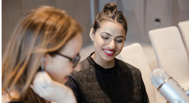 RUCHIKA SACHDEVA FASHION AWARDS DUBAI FASHION NEWS PODCAST