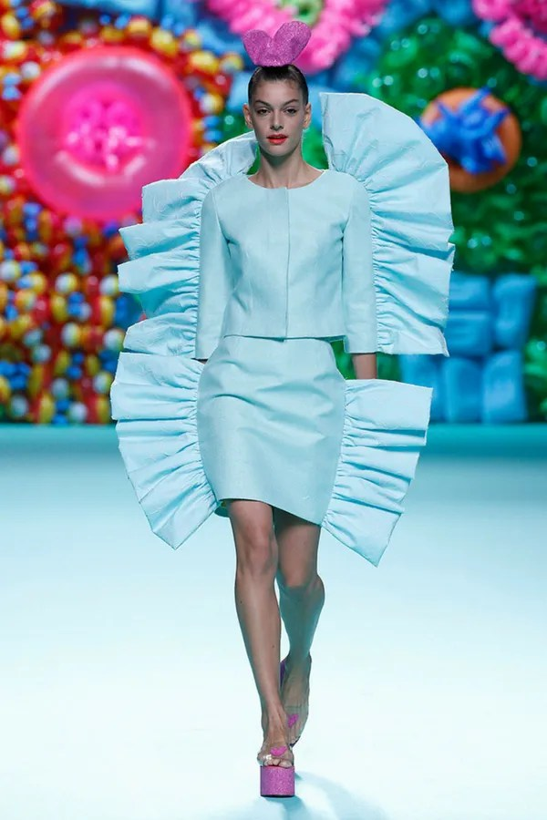 MADRID FASHION WEEK AGATHA RUIZ DE LA PRADA