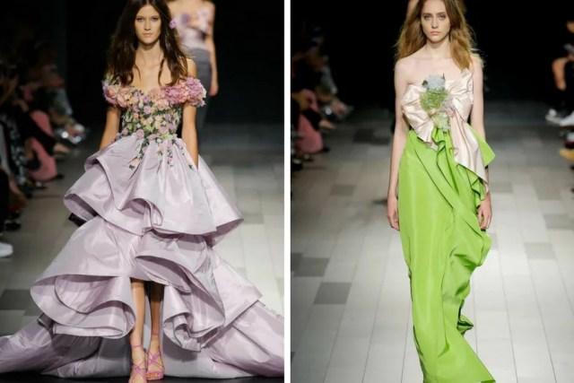 MARCHESA NEW YORK FASHION WEEK DUBAI FASHION NEWS