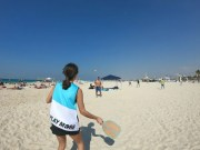 beach racket Dubai
