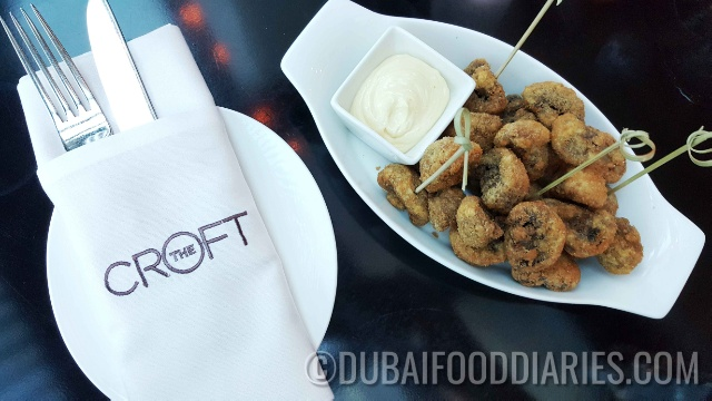 Saturday roast at The Croft, Dubai Marina