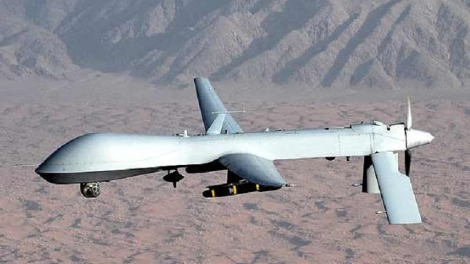 Houthis swarm of attack drones shot down in Saudi – Dubai