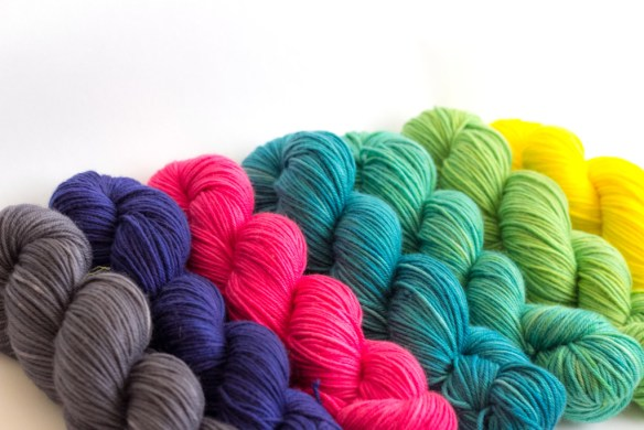 yarn for the workshop