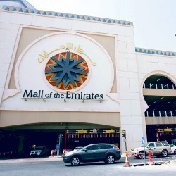 © XPRESS/Karen Dias Mall of the Emirates will charge vehicles parked for long in its premises