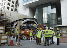 METRO MONEY: DIFC has calculated the potential benefits to Dubai of the metro system. (ITP Images)
