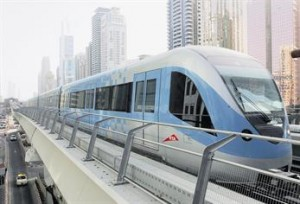 Dubai Metro will offer a new mode of transport to the emirate's traffic-weary residents. (EB FILE)