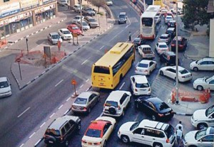 "*  An unnecessarily long wait at a traffic signal in Bur Dubai may be costing lives, according to Gulf News reader Syam Manohar. He said: ""I have seen ambulances getting stuck... for as long as 10 minutes.""     * Image Credit: Syam Manohar/Gulf News Reader"