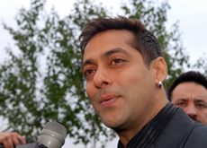 BOLLYWOOD STAR: Salman Khan's new film 'Dabangg' is set for an Eid release date. (Getty Images)