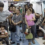 Dubai commuters now enjoy far greater freedom of movement thanks to new Metro stops. Jeff Topping / The National
