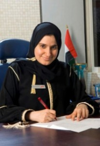 Director of RTA Monitoring and Enforcement Ahlam Al-Feel.