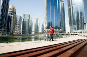 *  Image Credit: Stefan Lindeque/ANM     * In addition to the Metro that services JLT very well, the area also offers easy access to Shaikh Zayed Road (towards Dubai) as well as Abu Dhabi and Jebel Ali.