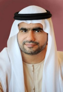 CEO of Corporate Technical Support Services Sector Abdullah Al Madani.
