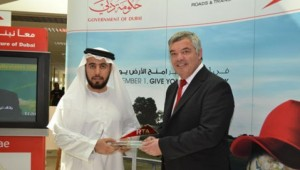 RTA campaign is held as part of the campaign to promote Public Transport Day.