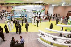 *  Image Credit: Zarina Fernandes/Gulf News     * The etisalat stand at Gitex. Etisalat's new near field communications (NFC) electronic payment services will allow users to put away their plastic debit and credit cards and tap away on their mobile phones in the UAE to buy things.