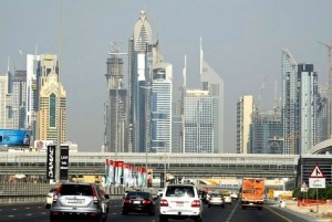 Dubai depends on fees and taxes for around 77 percent of its budget revenue