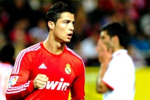 Cristiano Ronaldo is one of the best known faces in football