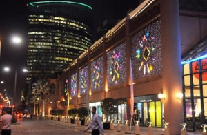 BurJuman brightens up DSF shopping with discounts & shopping raffles.